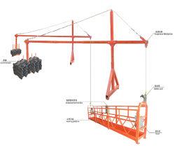 Zlp500 Zlp630, Zlp800 Zlp1000 Acero eléctrico/aluminio soporte de la pintura, góndola, etapa de oscilación, plataforma suspendida