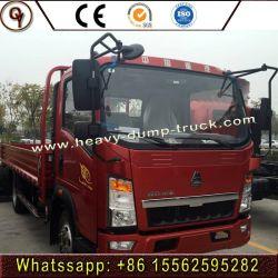 4X2 HOWO Camion léger Véhicule industriel électrique avec cabine