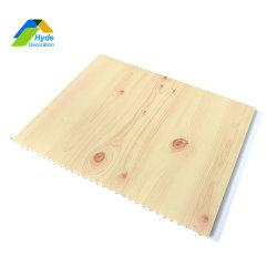 7mm d'épaisseur du panneau de plafond en plastique PVC populaire pour la décoration intérieure