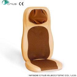 Cojín de masaje de espalda con el calor infrarrojo