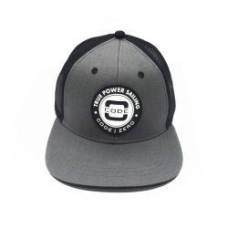 Tampa Snapback Algodão malha com logotipo bordado basebol de boas-vindas personalizadas caminhoneiro