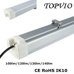 Éclairage de l'entrepôt 0,6 M$ 1.2M 1.5M étanches IP65 Tube Tri-Proof LED