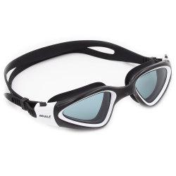 Occhiali di protezione materiali di nuoto della piscina del silicone caldo di vendite di marca della balena di marca dell'OEM