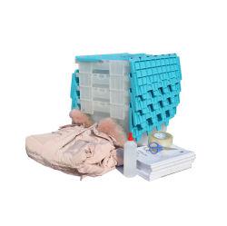 Jungfrau-materieller Haushalt Soem-Plastikwäscherei-Kasten mit preiswertem Preis