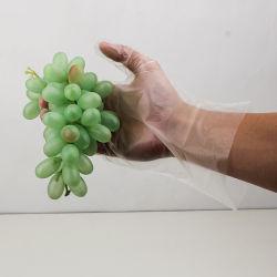 Handschuh-Vinylsicherheits-Wegwerfarbeits-Prüfungs-Puder-Handlungsfreiheit Belüftung-schützende Gummibaumwollhaushalts-industrielle Funktions-Handschuhe