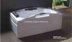 베개가 있는 마사지 욕조 (C002)