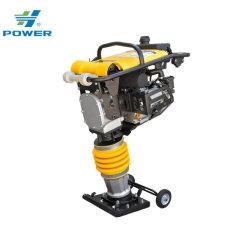 La gasolina motor diésel mayorista Portbale prensarlo Rammer para obras de construcción con certificados