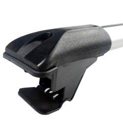 Универсальные алюминиевые аксессуары для багажников на крыше для внедорожников Стойки для крыши автомобиля Поперечная балка на крыше