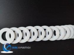 주문을 받아서 만들어진 PTFE 틈막이 장 검정 탄소에 의하여 채워진 틈막이 PTFE 틈막이 장은 100%년 Virgin PTFE 밀봉 틈막이를 공급한다