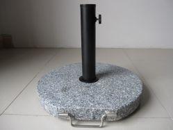 De openlucht Rond gemaakte Basis van de Paraplu van het Graniet (25KGS)