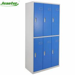 Мебель для хранения школьных шкафчик/ спортзал шкафчик/сотрудников шкафчик/стальных соединений/металлических соединений