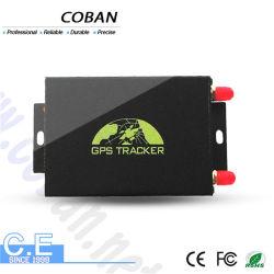 Video livellato del combustibile dell'inseguitore di GPS del veicolo del fornitore di Coban, inseguitore GPS105b di GPS del limitatore di velocità