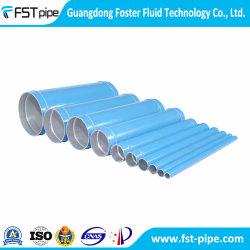 Super tubo de ar comprimido no sistema de tubulação de gasodutos de alumínio a partir da fábrica
