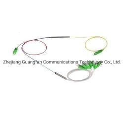 FTTH hybride fibre optique 1x8 1X2 Fbt Sc coupleur/APC répartiteur à fibre optique