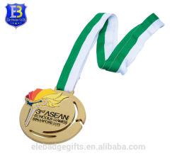 2017スペシャル・イベントはメダルすべてのTemsのための学校のゲームの金張りの昇進の金属快くする