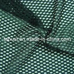 50d полиэфирная ткань Mesh Tricot