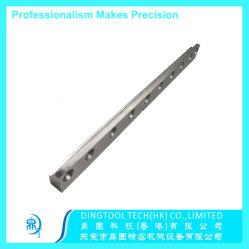 5 оси обработанные алюминиевые детали Китай производитель Длинный трубопровод