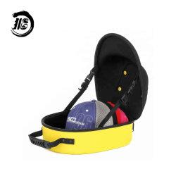 صنع وفقا لطلب الزّبون صفراء قبعة شركة نقل جويّ مستديرة [بسبلّ كب] سفر حقيبة [إفا] حالة [ستورج بوإكس] [بكينغ بوإكس]