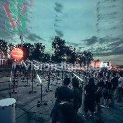 LEIDENE van de Decoratie van het festival van de Waterdichte IP44 het Licht Trommel van de Interactie voor OpenluchtGebruik