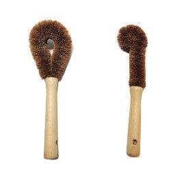 Fibra di Cocunut dell'insieme di spazzola di pulizia della famiglia