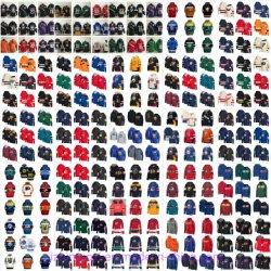 Großverkauf passt N-B-a N-F-L M-L-B N-C-a-aamerikanischer Fußball-Basketball-Baseball Hoodies Hoody Team-Hemden an