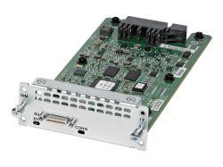 Moudle (مع) بطاقة واجهة شبكة WAN التسلسلية بمنفذ واحد الخاصة بوحدات واجهة شبكة Cisco Nim-1T
