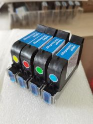 Tóner compatibles cartuchos de tinta para impresora de inyección de tinta Tij