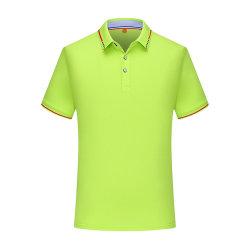 Revers unisexe personnalisés à manches courtes Tee-shirts vierge de Loisirs Sports Polo
