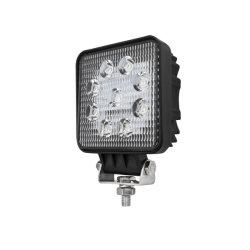 27W Runde LED-Arbeitsleuchte Offroad-Arbeitslampe