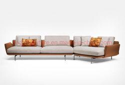 Section touffetés canapé moderne meubles Sectionals Chesterfield coin salon meublé de canapés en forme de L