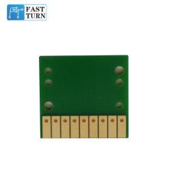 Vuelta rápida de la Capa 2 placa de circuito impreso rígida de circuito electrónico RoHS PCB multicapa de la placa PCB