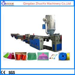플라스틱 밀어남 기계 또는 플라스틱 비 모노필라멘트 밀어남 기계 또는 기계장치