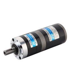 Sem escovas redondas 62mm DC da Engrenagem Planetária do Motor para a logística