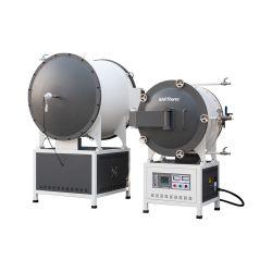 Mejor venta amplia utiliza atmósfera de vacío horno mufla