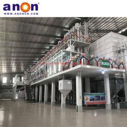 Anon 100tpd Novo Estilo moderno Hotel moinho de arroz de Saída
