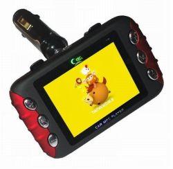 2.4 voiture LCD TFT de MP3 MP4 lecteur MP5 PMP émetteur FM