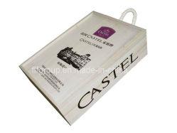 Настраиваемые роскошь остыть в европейском стиле и изысканные переносные деревянные вино в салоне