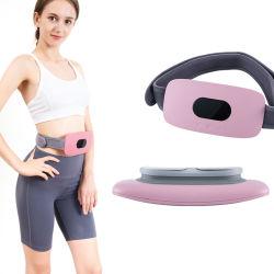نظام التحكم في الحرارة عالي الجودة الاهتزاز الإلكتروني فقدان الوزن قم بتركيب حزام مدلّك الجسم