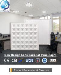 20W/30W/55W 600X600/300X1200mm sans clignotement des voyants du panneau LED encastré avec garantie