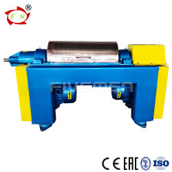 La separación de aceite pequeña máquina centrífuga con diferente color personalizado