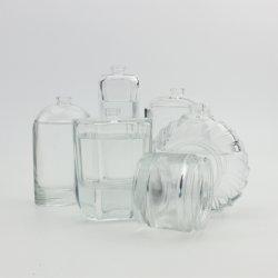 Vidrio personalizada Botella de Perfume Perfume de cristal de lujo, botellas, frascos de perfume de vidrio vacía al por mayor