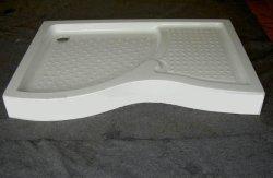Acryldusche-Tellersegment, Acryldusche-Platte mit spezieller Form