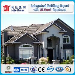 Villa de diseño arquitectónico con la certificación CE