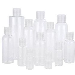 I recipienti di plastica all'ingrosso del Buy rimuovono il commercio all'ingrosso di Plasticbottles dell'animale domestico 100ml