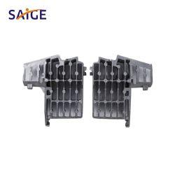 مصنع العربية لصناعة الألومنيوم/DM مصنع نينغبو عالي الجودة ADC12 ألومنيوم مصبوب قالب لأجزاء الرادياتير ذات الإضاءة التلقائية/الميكنة الدقيقة