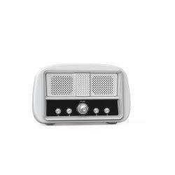 型様式の携帯電話、コンピュータ、TVおよびラップトップのためのFMのラジオが付いている携帯用無線Bluetoothのレトロのスピーカー