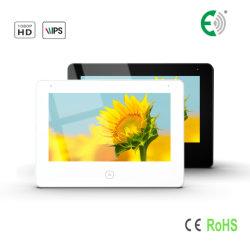 IP/WiFi сенсорным экраном Full HD системы внутренней связи Smart видео домофон Добро пожаловать