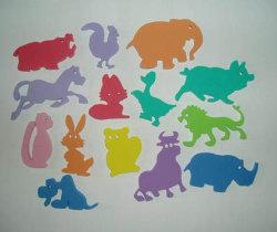 Los juguetes de baño de espuma EVA(EN-71)