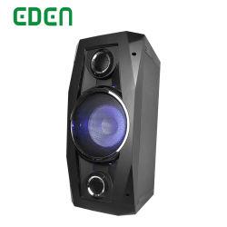 나무로 되는 오디오 액티브한 입체 음향 직업적인 무선 재충전용 Bluetooth 다중 매체 Portable 스피커