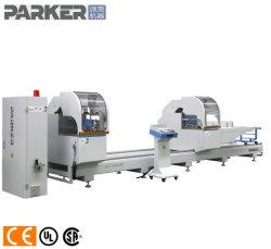 Perfil de alumínio CNC máquina de corte